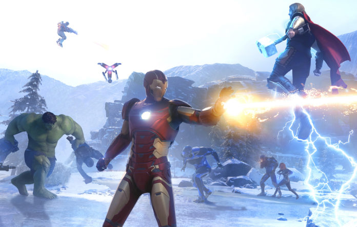 First Look: 'Marvel's Avengers' is super, but I'm worried about the end game