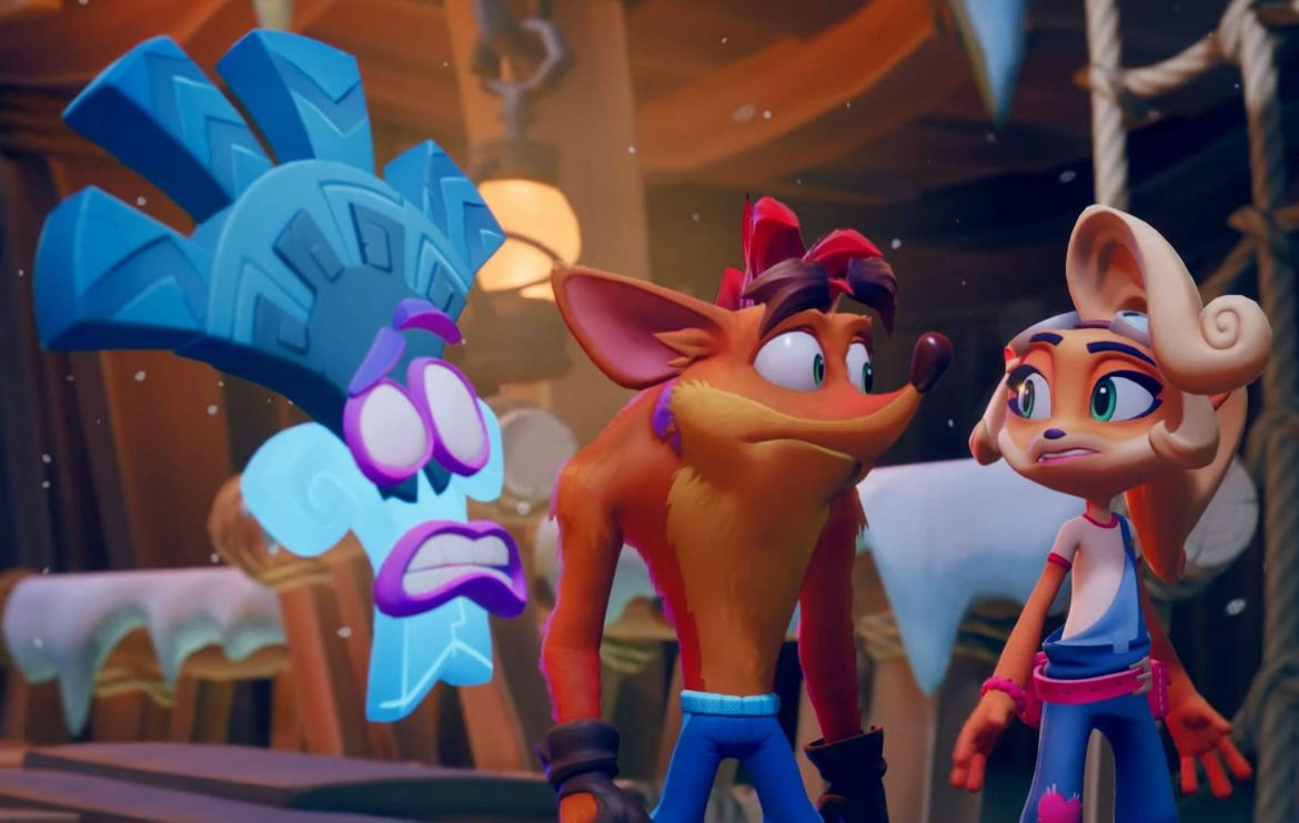 Crash Bandicoot 4: It's About Time' to add deviously difficult new mode
