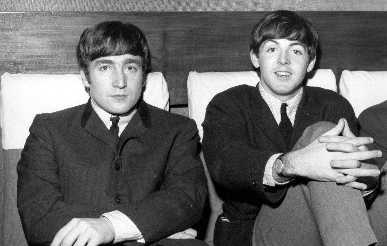 John Lennon, Paul McCartney, The Beatles