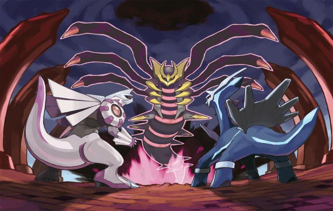 Remakes de Pokémon Diamante y Perla se anunciarían esta semana