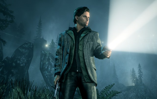Alan Wake 2 reportedly in the works at Remedy