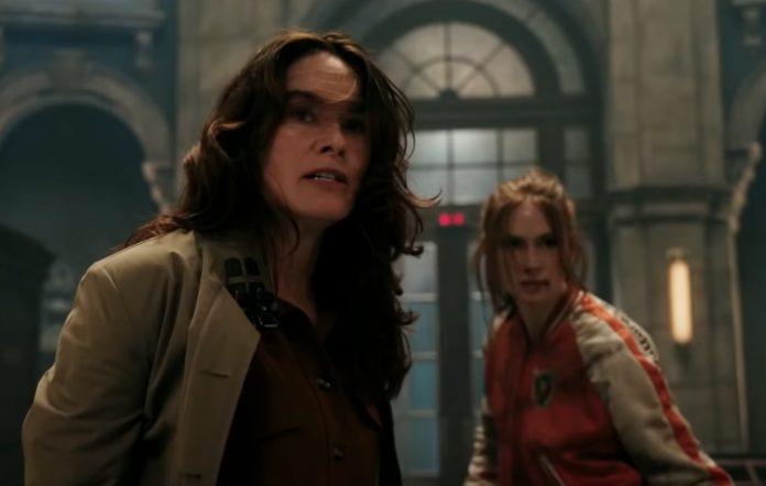 Watch the first trailer for Karen Gillan and Lena Headey's new film 'Gunpowder  Milkshake'