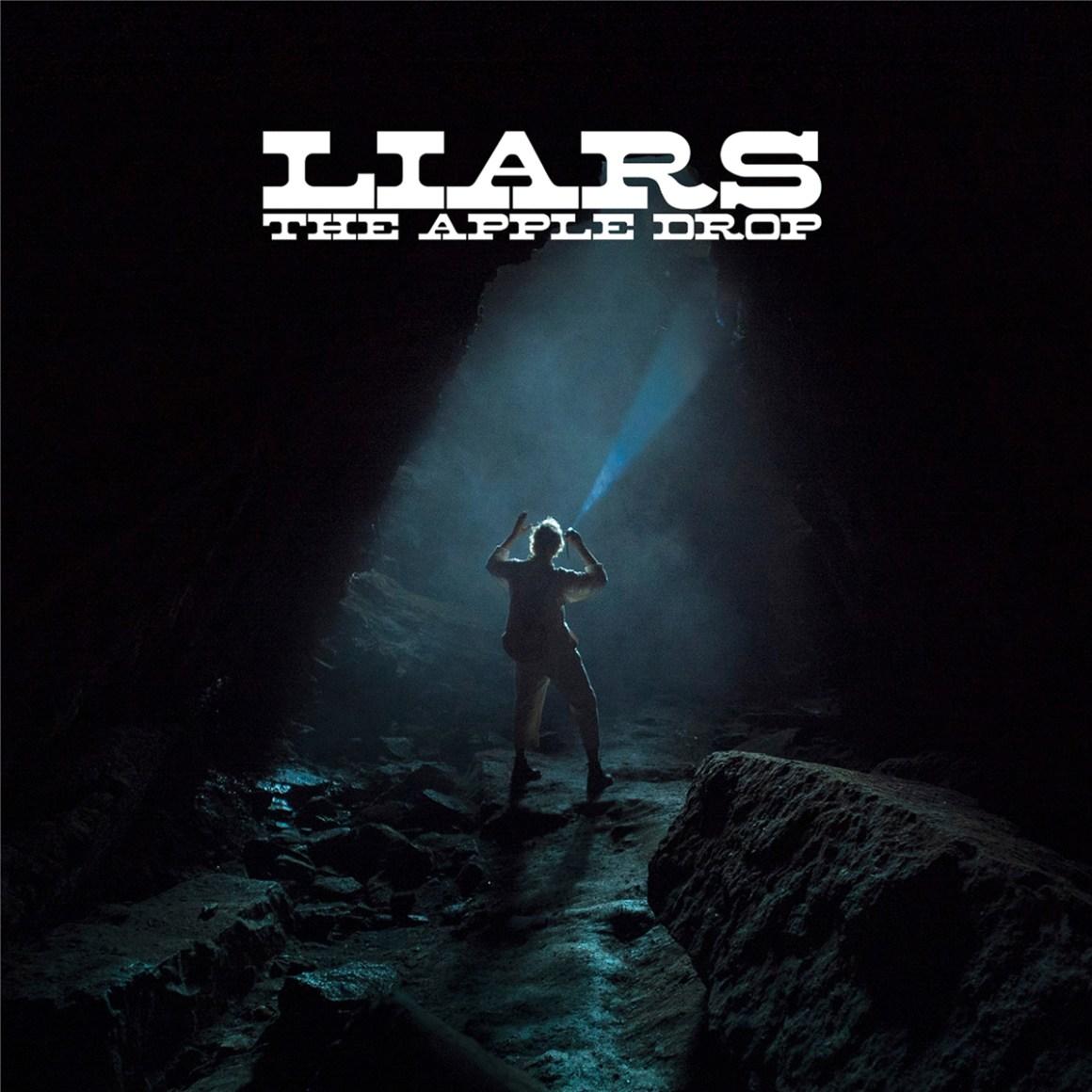 Liars Angus Andrew 2021 album The Apple Drop