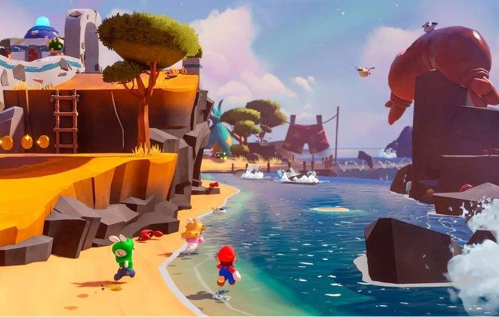 Mario + Rabbids Umut Kıvılcımları 2