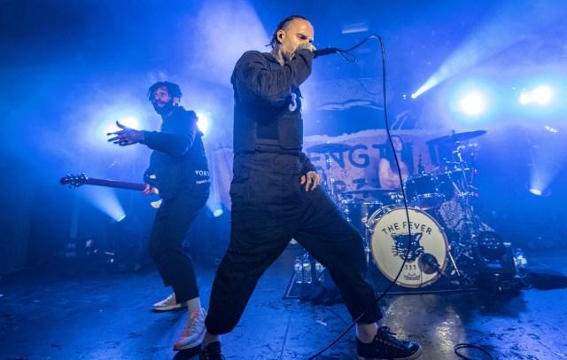 Fever 333 UK tour