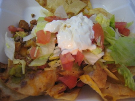 The Coyote Nachos