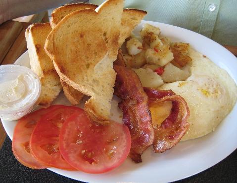 "The ""Big Breakfast"""
