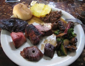 An assortment of slow roasted treasures.