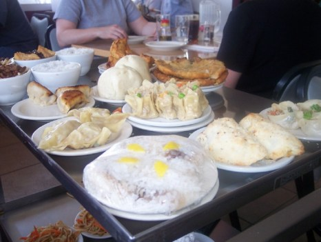 Some of the very best diem sum anywhere! Photo courtesy of Kathy Perea.