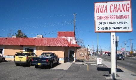 Hua Chang on 4th Street
