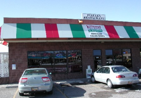 Nana's is a popular Albuquerque dining destination.