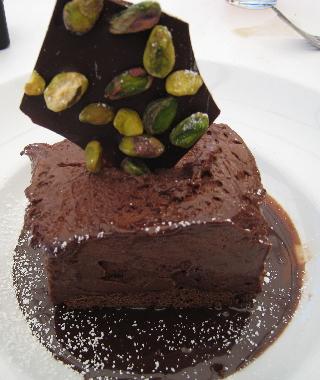 chocolate semi freddo