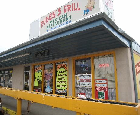 Ruben's Grill on Candelaria