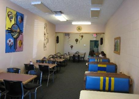 Marlene's homey restaurant on 4th