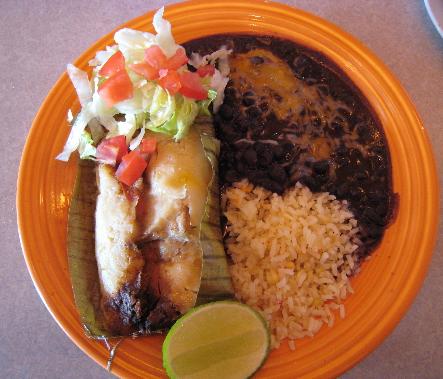 Tamal de Guatamala