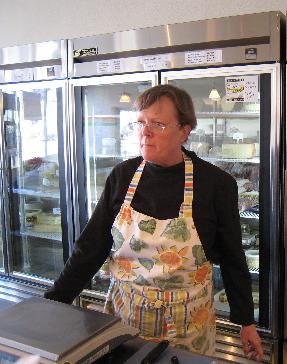 Carey Smoot, the real Downtown Gourmet!