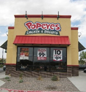 Popeye's Chicken & Biscuits