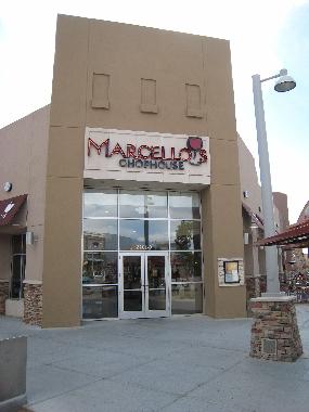 Marcello's Chophouse in Albuquerque's Uptown