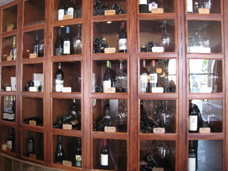 The Wine Lockers at Marcello's Chophouse