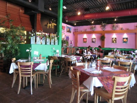 A beautiful restaurant is Jasmine Thai And Sushi