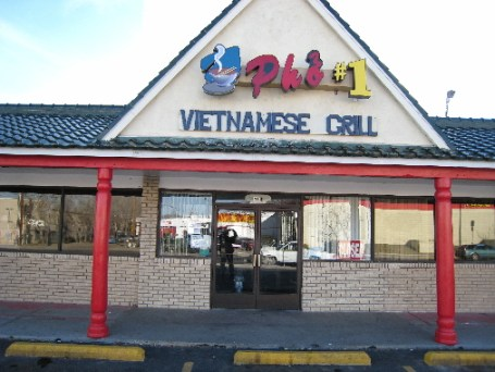 Pho #1 where beef is number one seven times over!