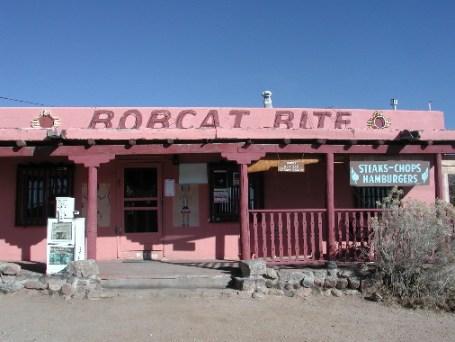 The world-famous Bobcat Bite