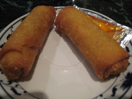 Egg rolls