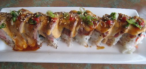 The New Mexico Surf and Turf Roll