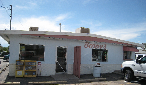 Benny's Mexican Kitchen