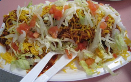 Deep Fried Burrito
