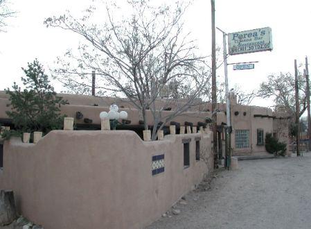 Perea's Tijuana Bar in Corrales