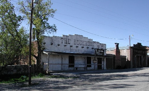 The Buckhorn Saloon