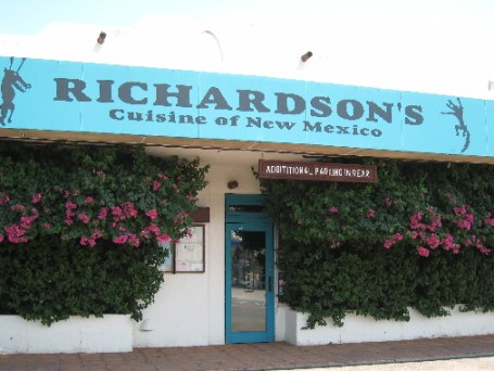 Richardson's Cuisine of New Mexico