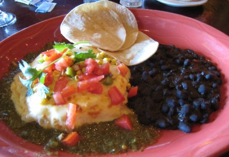 Arizona Green Chile Eggs
