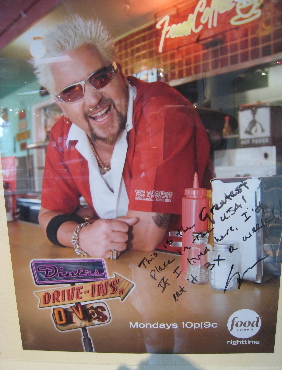 Guy Fieri loved Chino Bandido