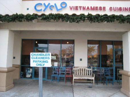 Cyclo Vietnamese Cuisine in Chandler, Arizona