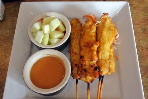 Thai Restaurant Albuquerque West Side