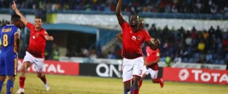 الأهلي يفوز علي تاونشيب في مباراة للنسيان