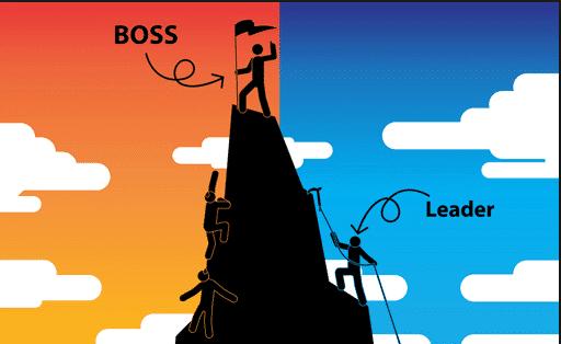 صفات القائد والمدير