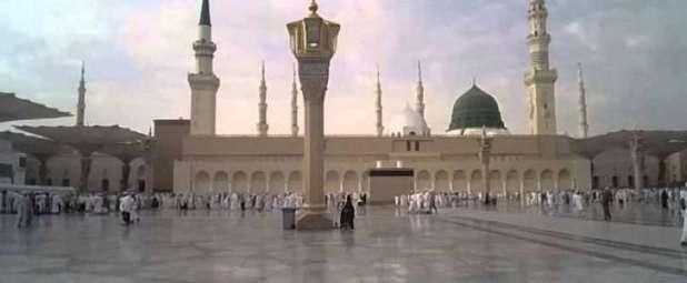 إطلاق نار فى ساحة المسجد النبوي الشريف بالمدينة المنورة