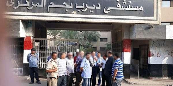 كارثة بمستشفى ديرب نجم تؤدى ل 3 وفيات و13 مصاب، بسبب الإهمال والتقصير بوحدة الغسيل الكلوي