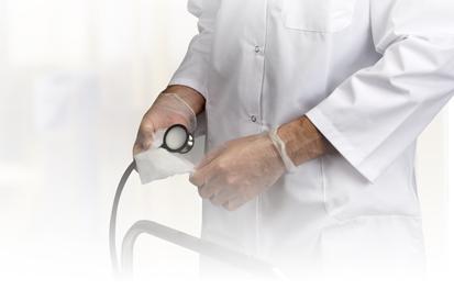 Désinfection matériel diagnostic