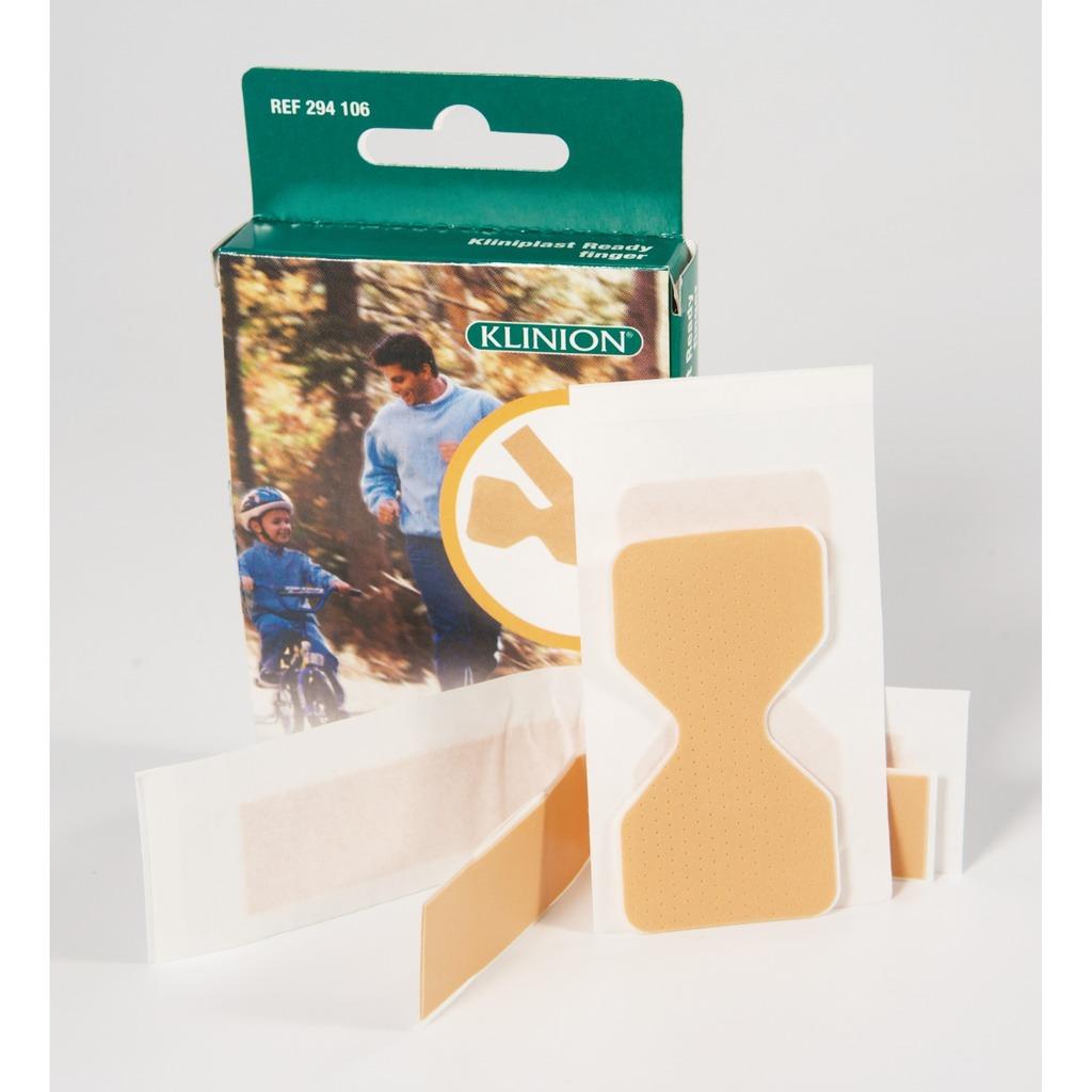 Pansement Kliniplast spécial doigts présentation