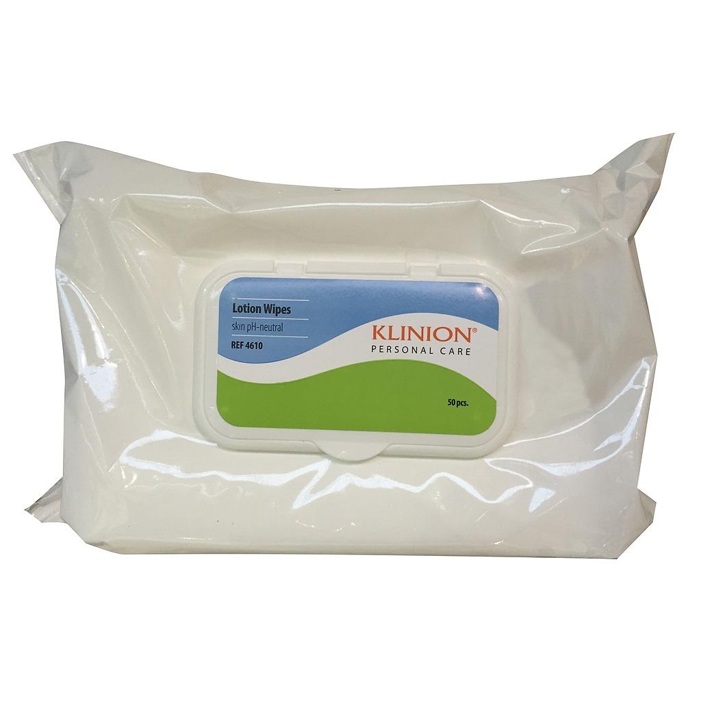 Paquet de lingettes nettoyantes Klinion