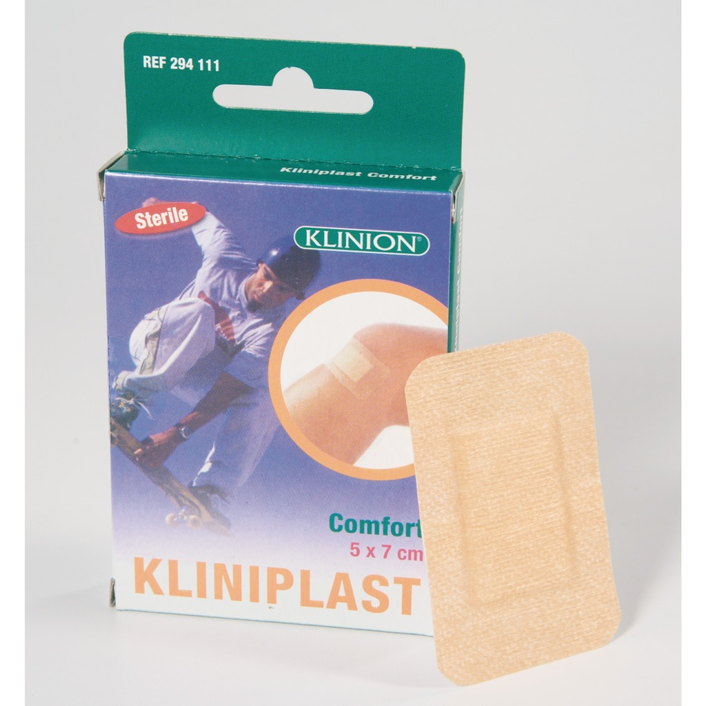 Pansements Kliniplast Comfort adhésif stérile