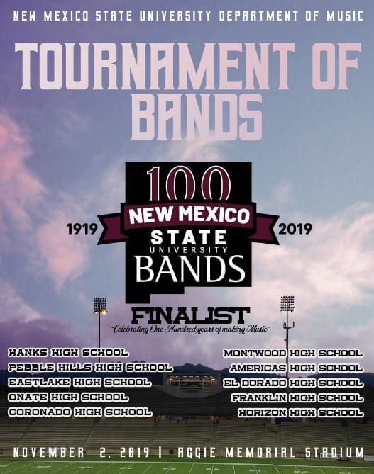 2019 NMSU TOB Finalists