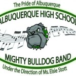 AHS Mighty Bulldog Band logo