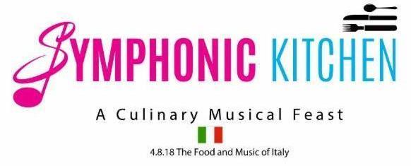 AYSP's 2nd Annual Symphonic Kitchen Logo