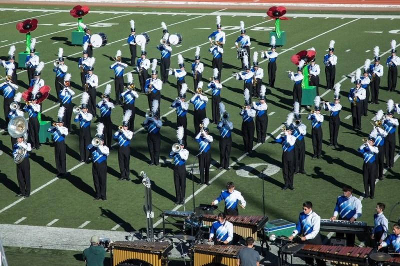 Photo of Rio Rancho Marching Band