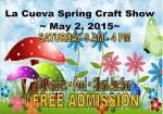 LCHS Spring 2015 Craft Fair